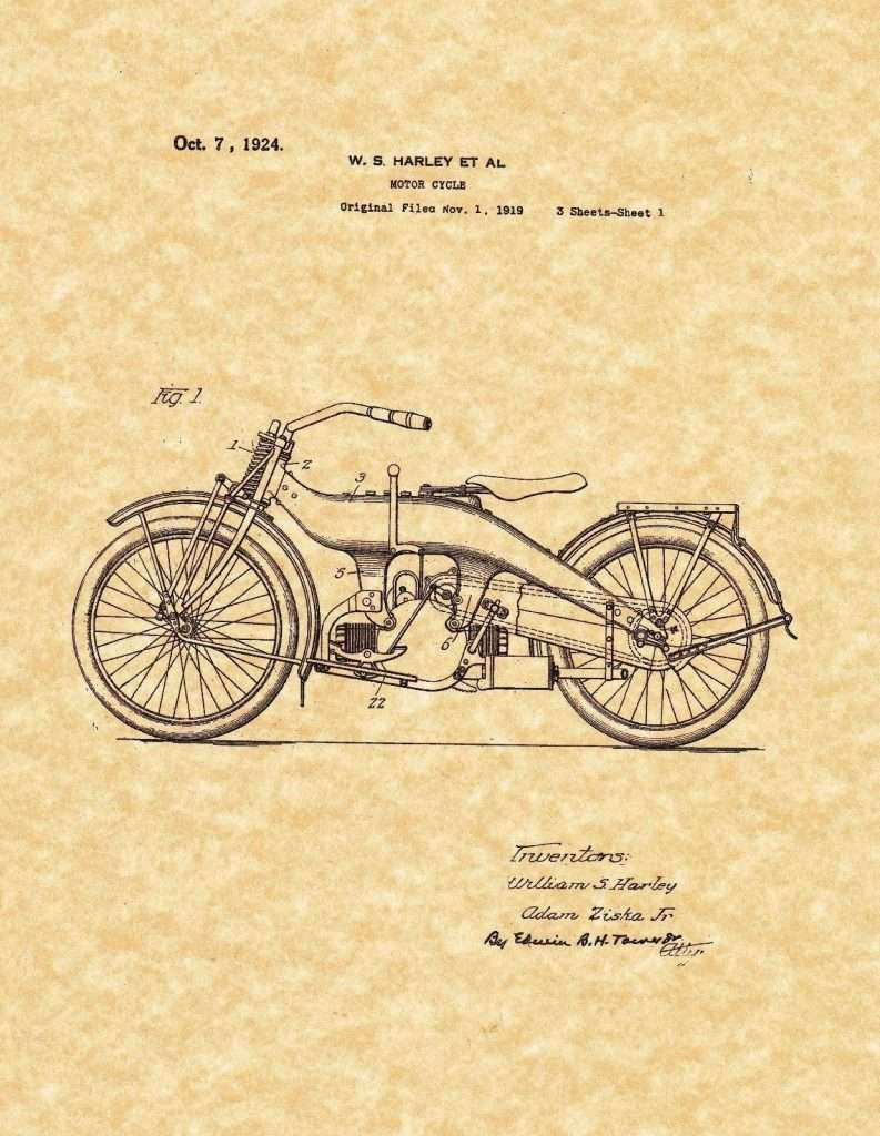 Luxury Metal Motorcycle Wall Art Illustration - Wall Art Collections ...