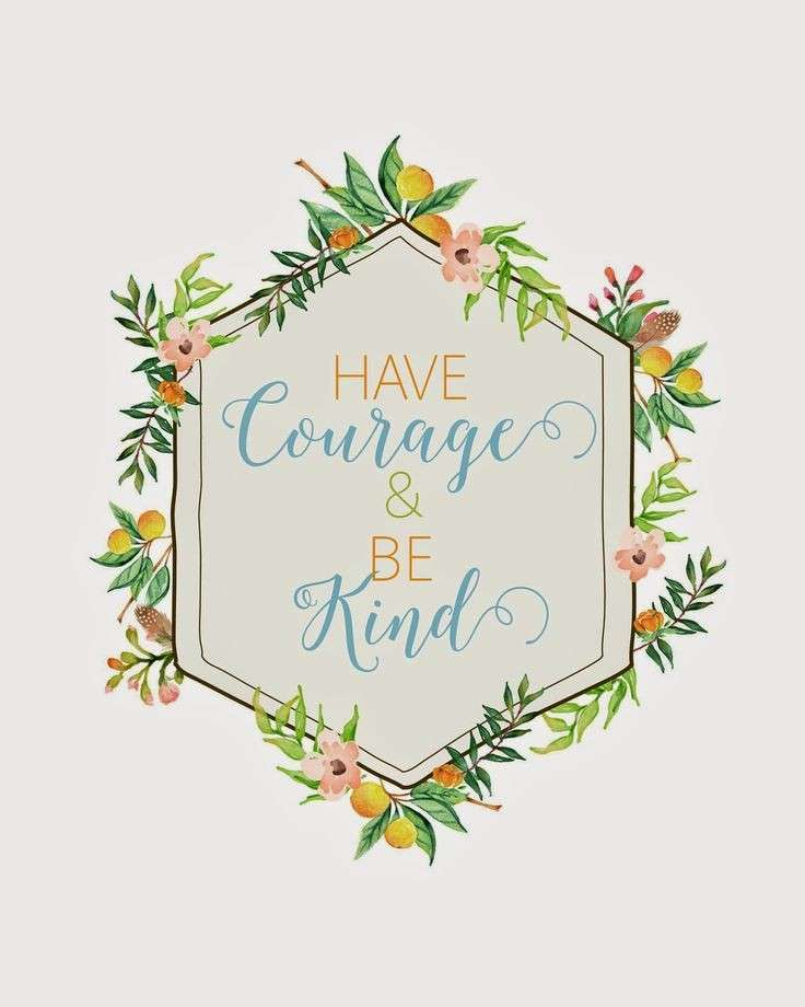 Have Courage and Be Kind Wall Art Luxury 17 Best Images About Cinderella On Pinterest