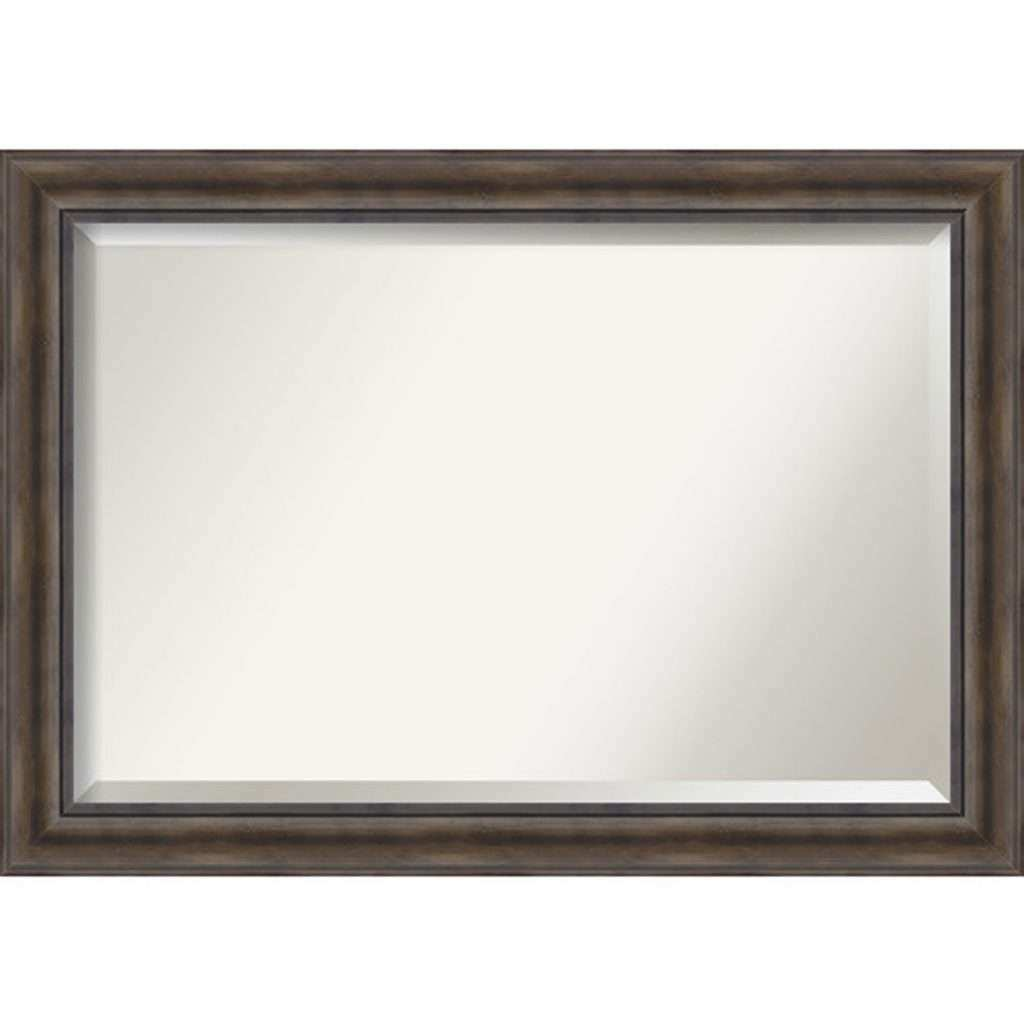 Home Decor Wall Mirrors Lovely Rustic Pine Extra Wall Mirror Amanti Art Wall Mirror
