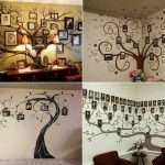 How To Arrange 3 Pictures On A Wall Examples Inspirational Diy Family Tree Wall Art Decor Of How To Arrange 3 Pictures On A Wall Examples