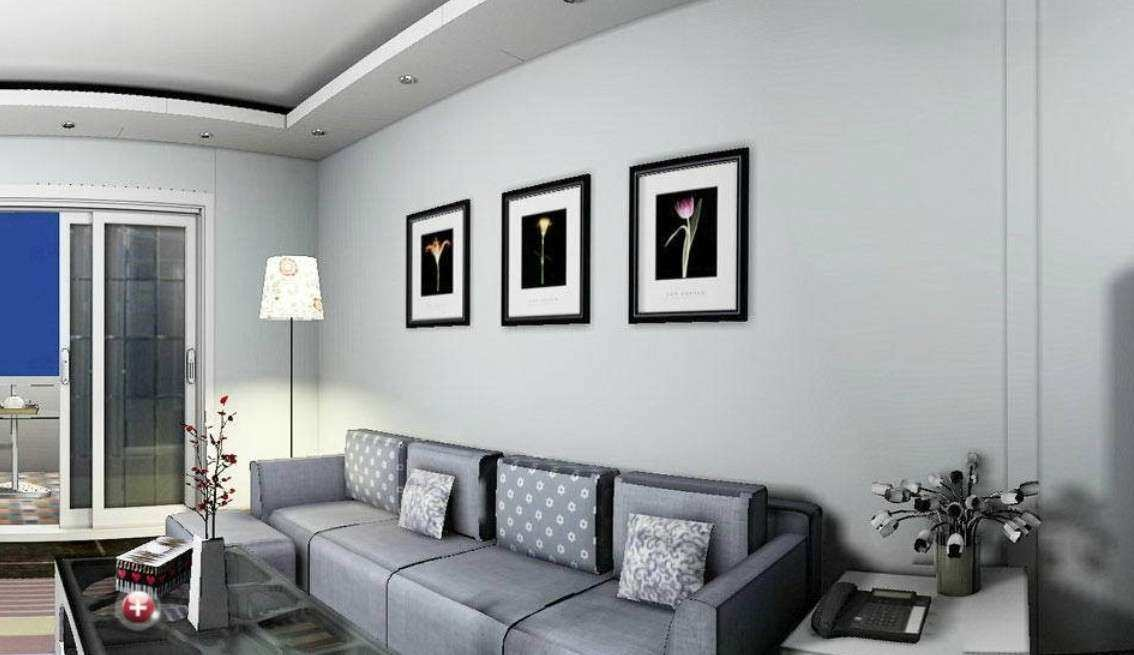 Living Room Ideas For Grey Walls – Modern House