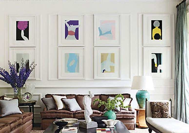 Wall Decor Decorating Ideas For A Wall Space Empty