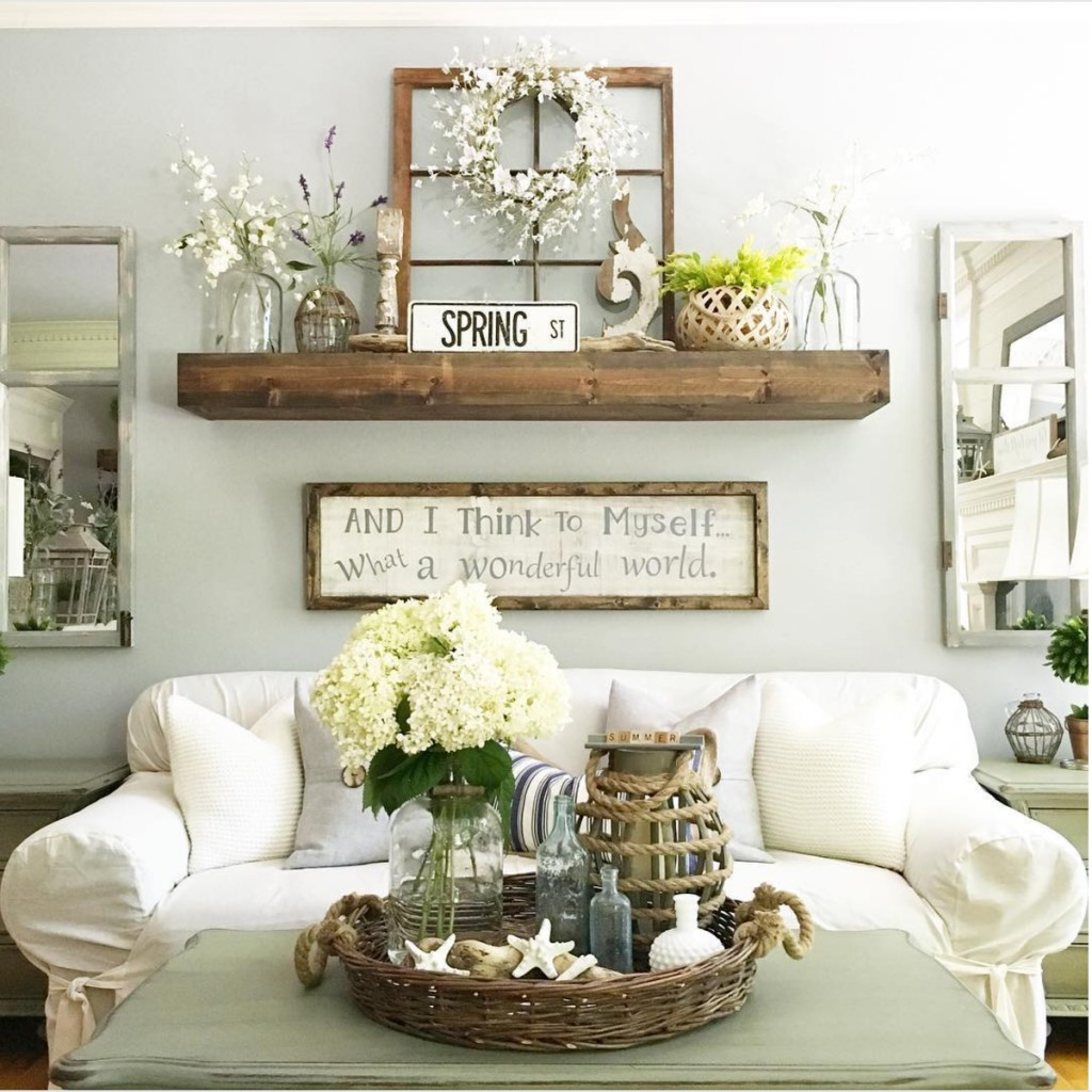 25 Must Try Rustic Wall Decor Ideas Featuring The Most