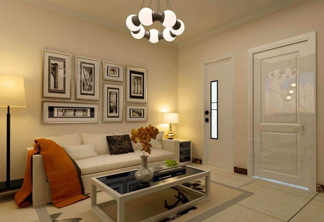 How To Decorate A Wall In Living Room