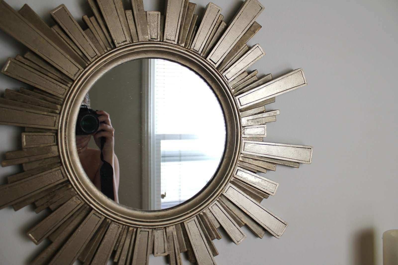 Inspiring Design Diy Mirror Ideas Colored In Grey Could