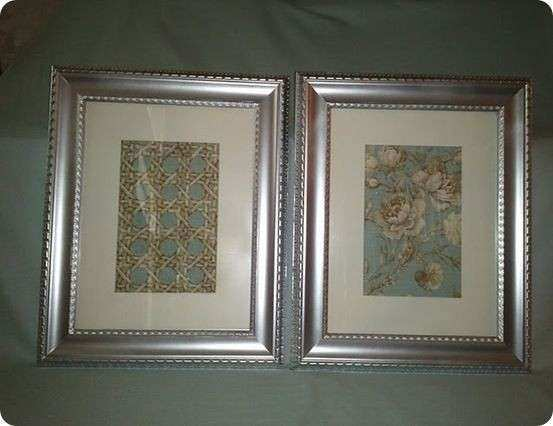 How to Frame Fabric for Wall Art Beautiful Frame Fabric Wall Art