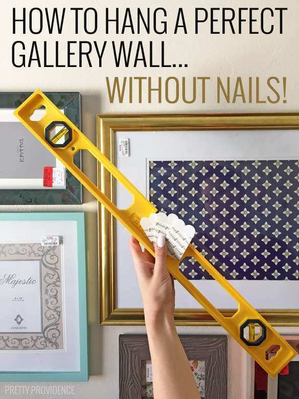 How To Hang Art On Wall Luxury How To Hang A Perfect Gallery Wall