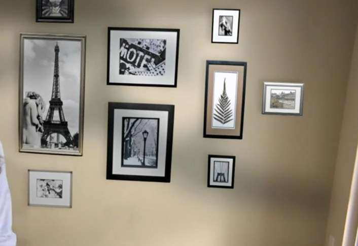Hanging Art Without Frames Beautiful How To Choose Frame