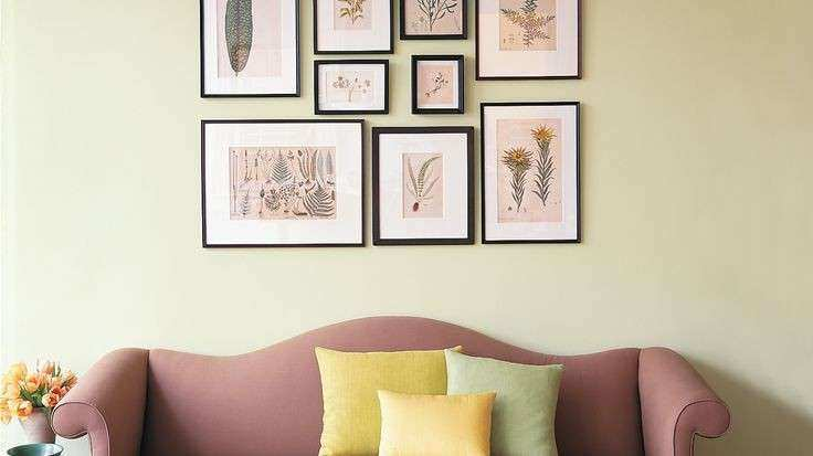 25 best ideas about Hanging pictures without nails on