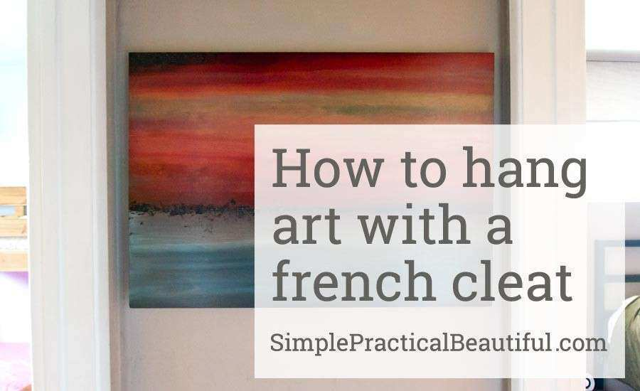 ideas on how to hang artwork painting pets and people how