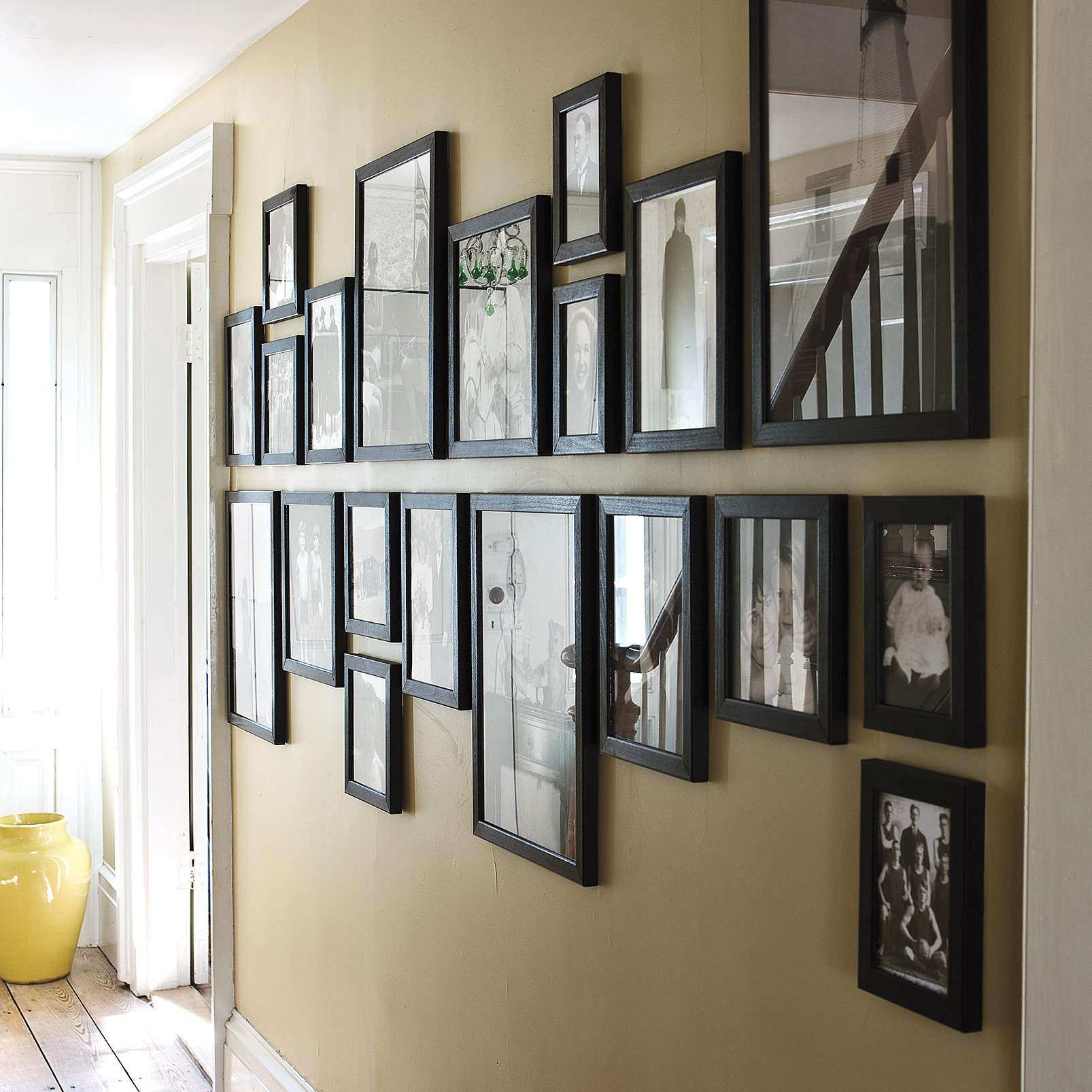 Weekend Project Create Gallery Walls