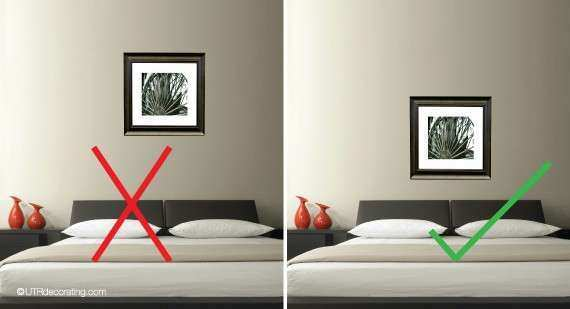 Avoid This mon Picture Hanging Mistake