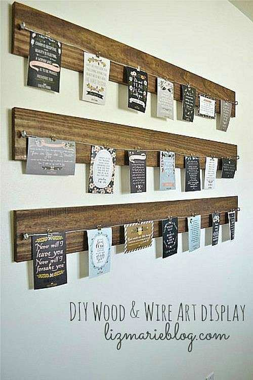 How to Display Kids Artwork Clean and Scentsible