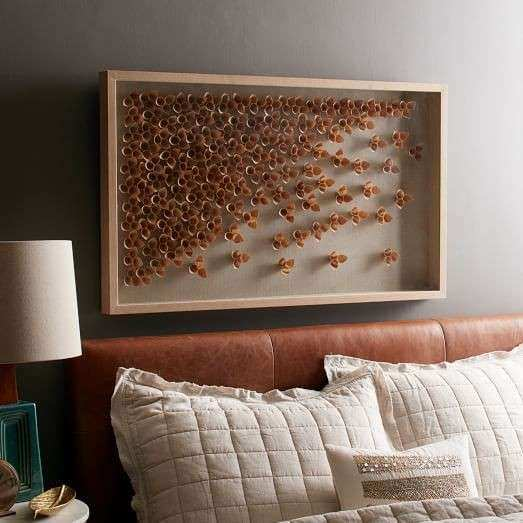 Nature of Wood Wall Art Cascade