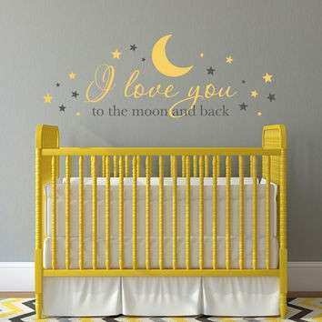 Best Love You To The Moon And Back Wall Decor Products on