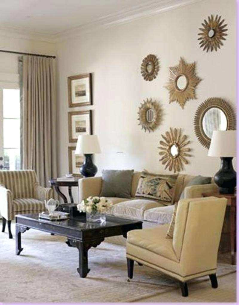 Ideas for Decorating Living Room Walls New Full Size Decor Diy ...