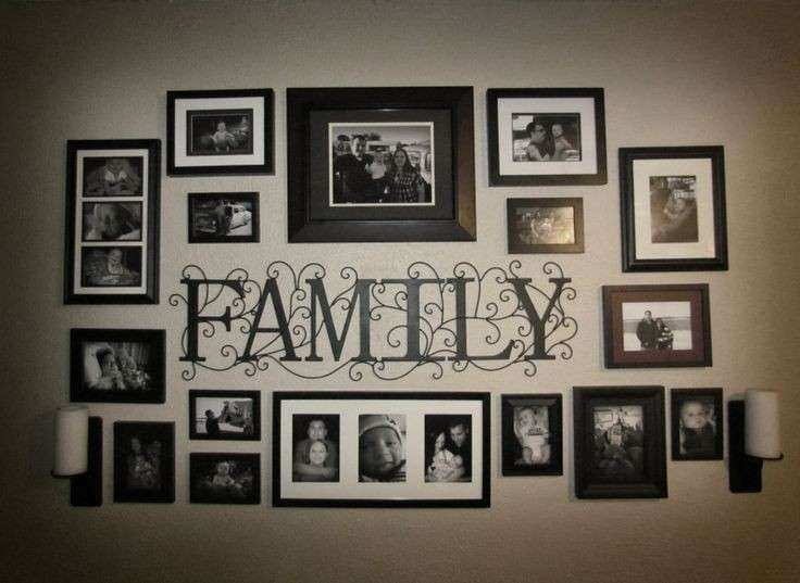 17 Best images about Wall collage on Pinterest