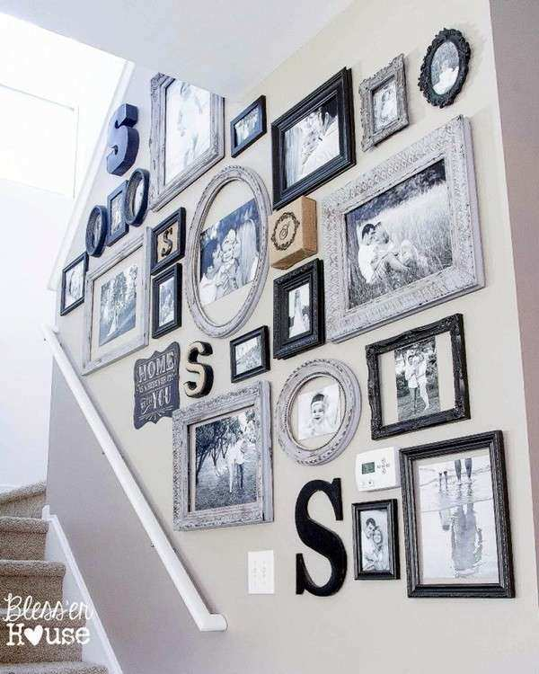 Ideas for Hanging Picture Frames On Wall Luxury 40 Best Family ...
