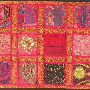 Embroidered Wall Hangings Fabric Wall Hangings