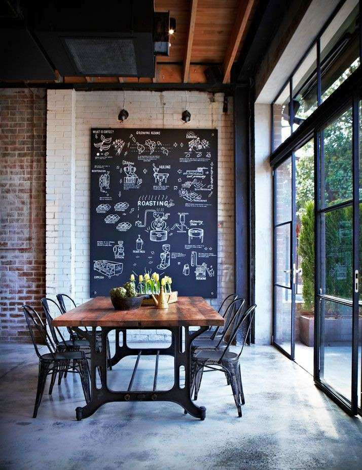 Exposed Brick The Perfect Blend of Contemporary Rustic