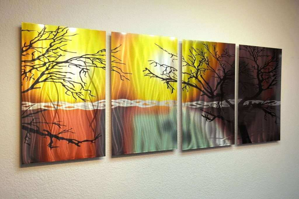 Inexpensive Wall Art New 2018 Latest Cheap Abstract Metal Wall Art ...