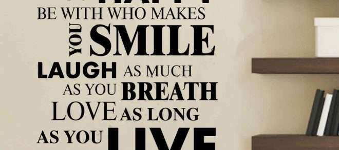 Inspirational Quotes Wall Art Awesome Diy Happy Live Laugh Love Awesome Smile Laugh Love Quotes