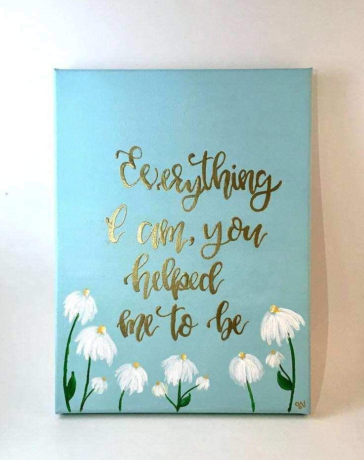 Canvas Wall Art Quotes Inspirational Wall Art Canvas