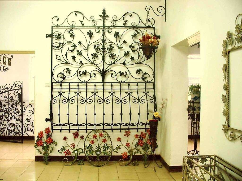 Exelent Metal Gate Wall Art Collection - Art & Wall Decor ...