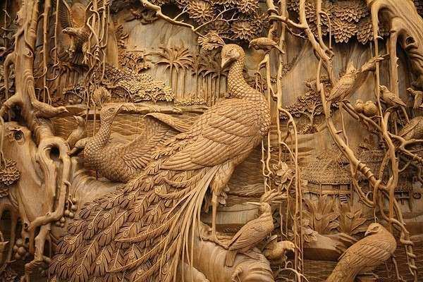 Wood carving patterns – awesome home and furniture decoration