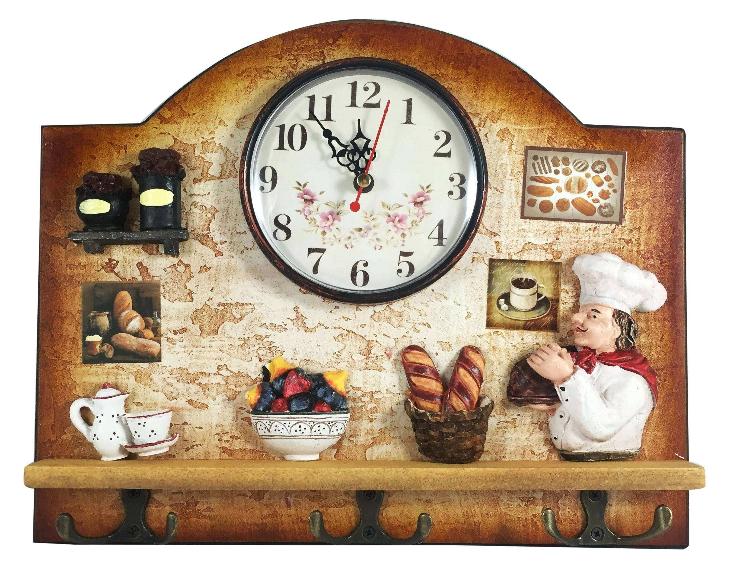 Italian Wall Decor Fresh 25 Ideas Of Italian Ceramic Wall Clock Decors