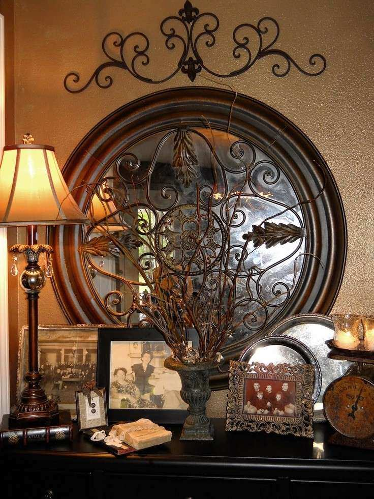 tuscan wall sconces tuscan wall clock wall decoration