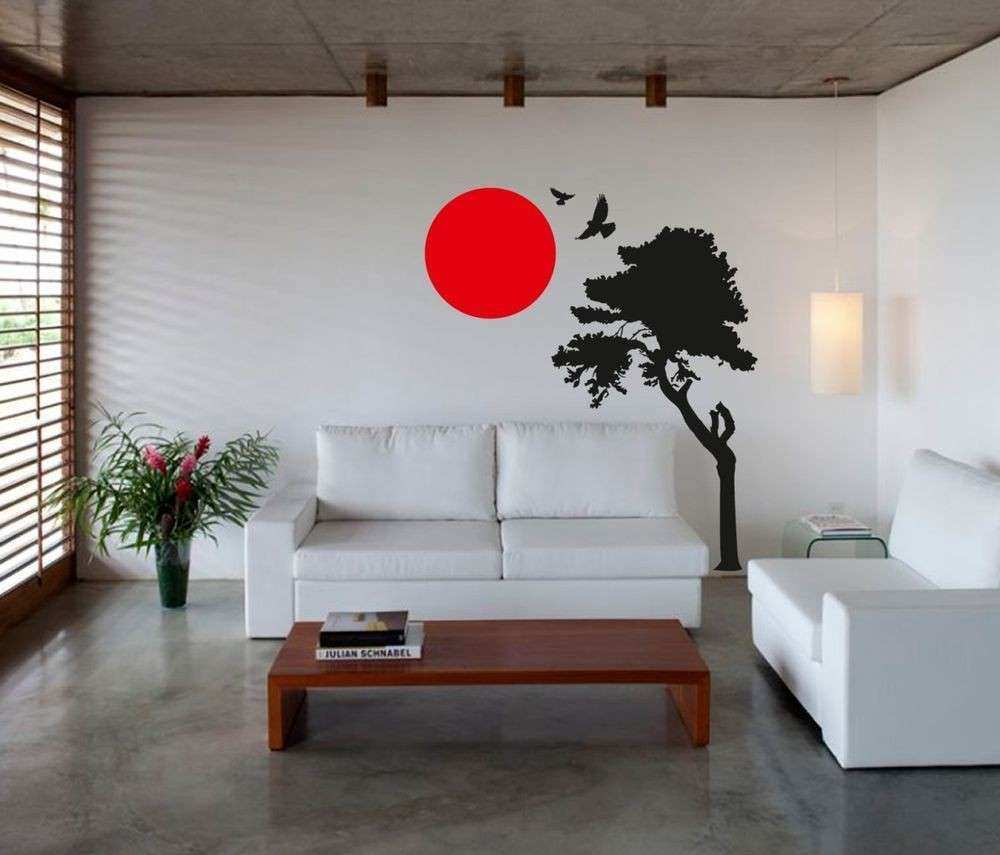 Marvelous Japan Wall Decor Unique Wall Art Designs Japanese Wall Art Wall Art Sticker  Decal