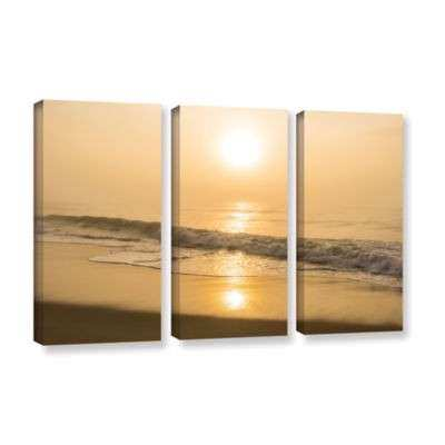 Jcpenney Wall Decor Best Of Brushstone Through the Fog I 3 Pc Gallery Wrappedcanvas