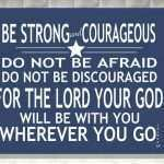 Joshua 1 9 Wall Art Awesome Be Strong And Courageous Christian Wall Art By Primocollection Of Joshua 1 9 Wall Art