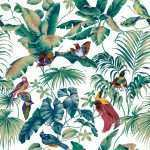 Jungle Print Wallpaper For Walls Best Of Jungle Canopy Multi Wall Mural Amp Wallpaper Wall Of Jungle Print Wallpaper For Walls