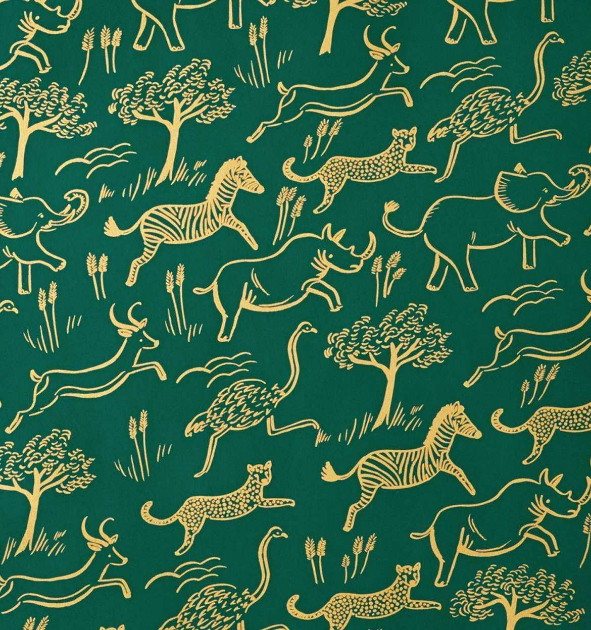 Jungle Print Wallpaper For Walls New Safari Hunter By Hygge Amp