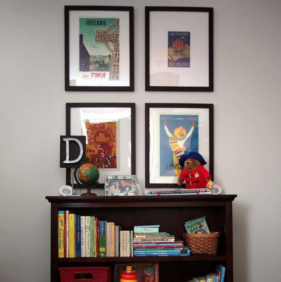Awesome Framed Posters Cheap Decorating Ideas