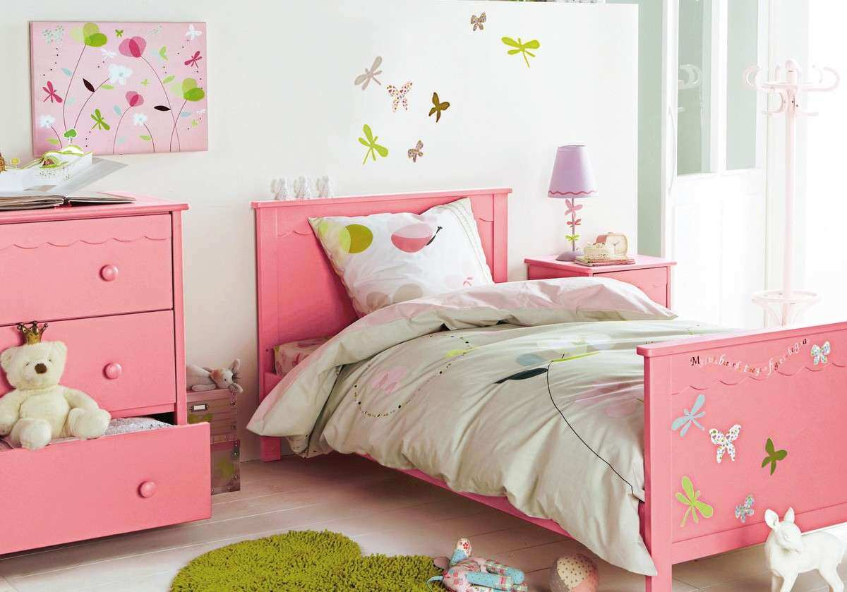 15 Cool Childrens Room Decor Ideas From Vertbaudet