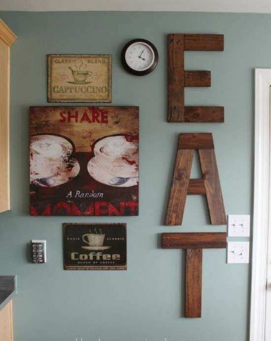 wall decor for kitchen ideas Kitchen and Decor