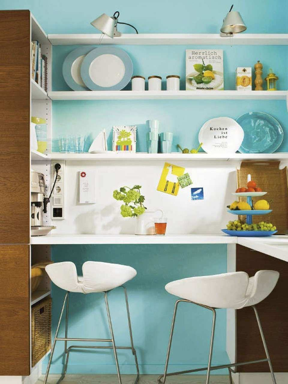 Brown And Teal Kitchen Related Keywords Brown And Teal