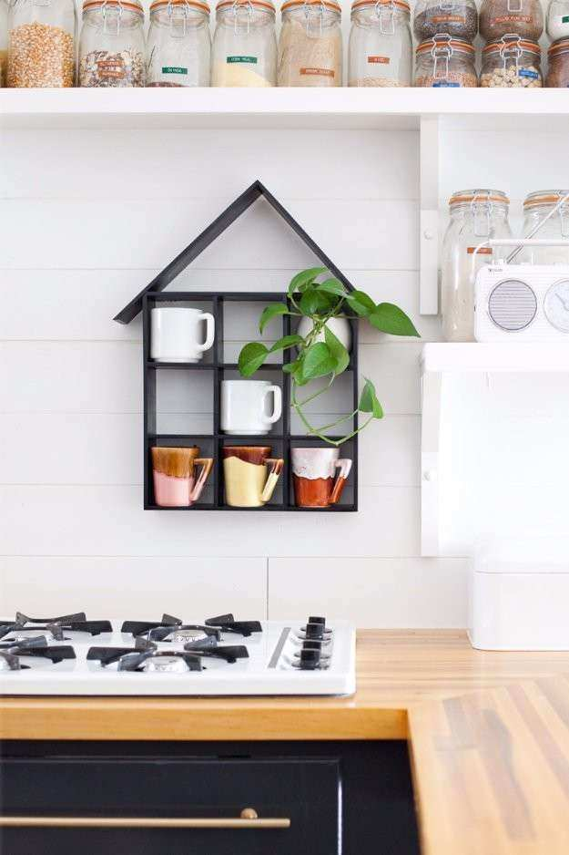 32 Creative DIY Decor Ideas for Your Kitchen Page 3 of 7