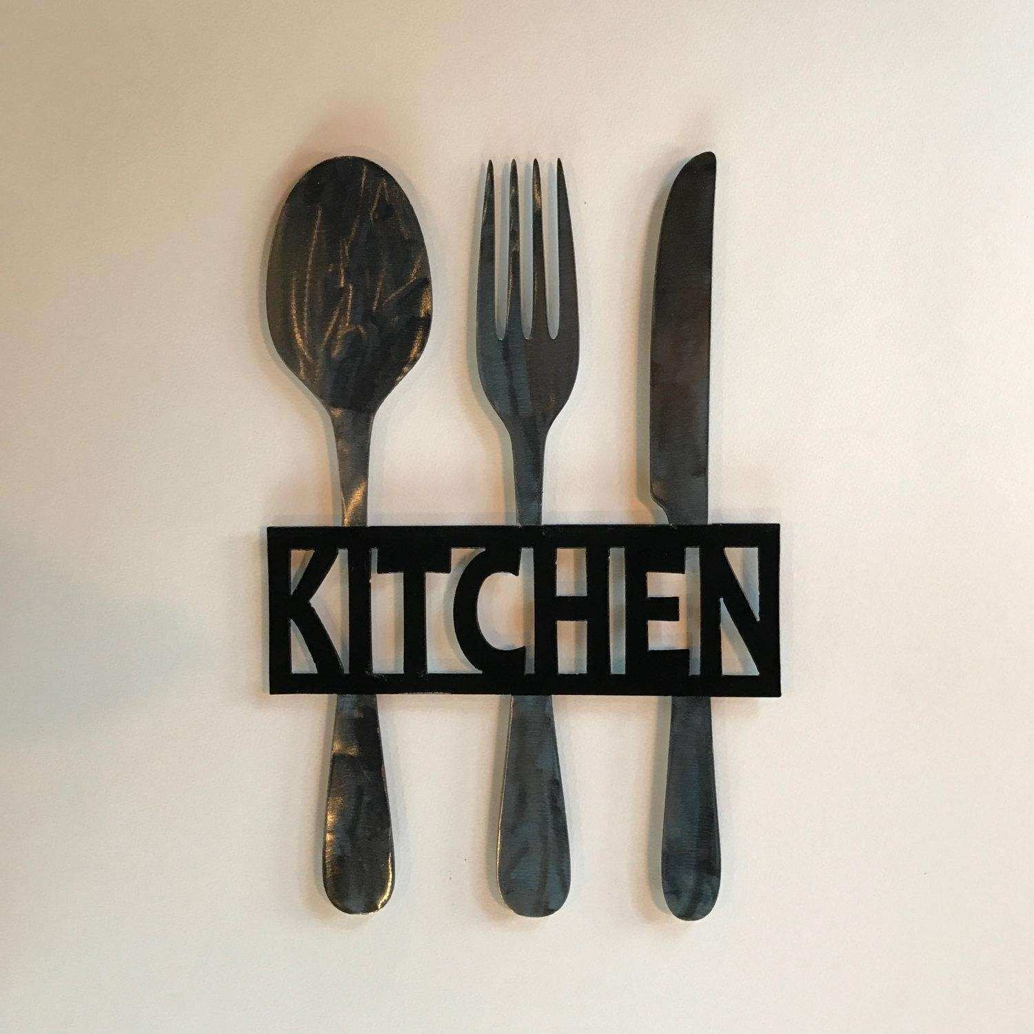 21 Collection of Utensil Wall Art