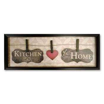 Kitchen Wall Decor from Kohls Home decor