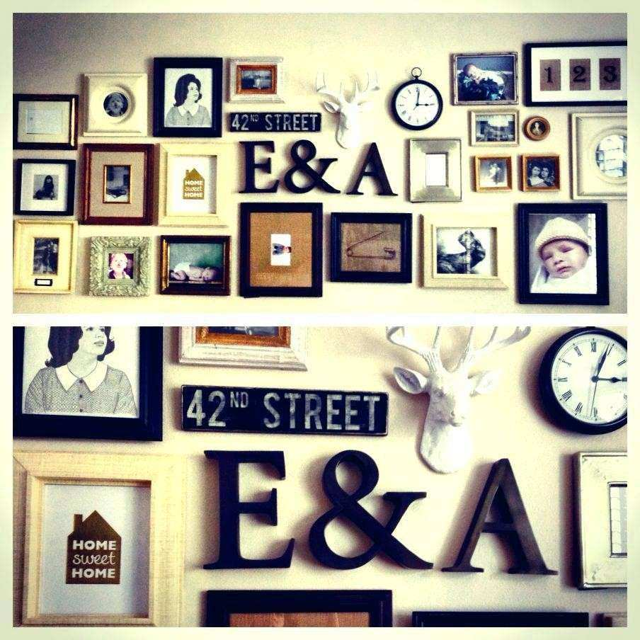 Wall Collage Picture Frames Gallery Craft