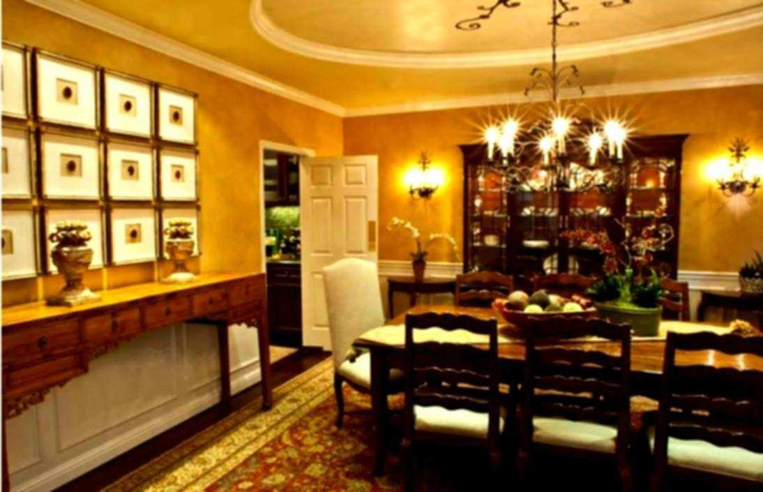 Decorating Ideas For Dining Room Wall Home