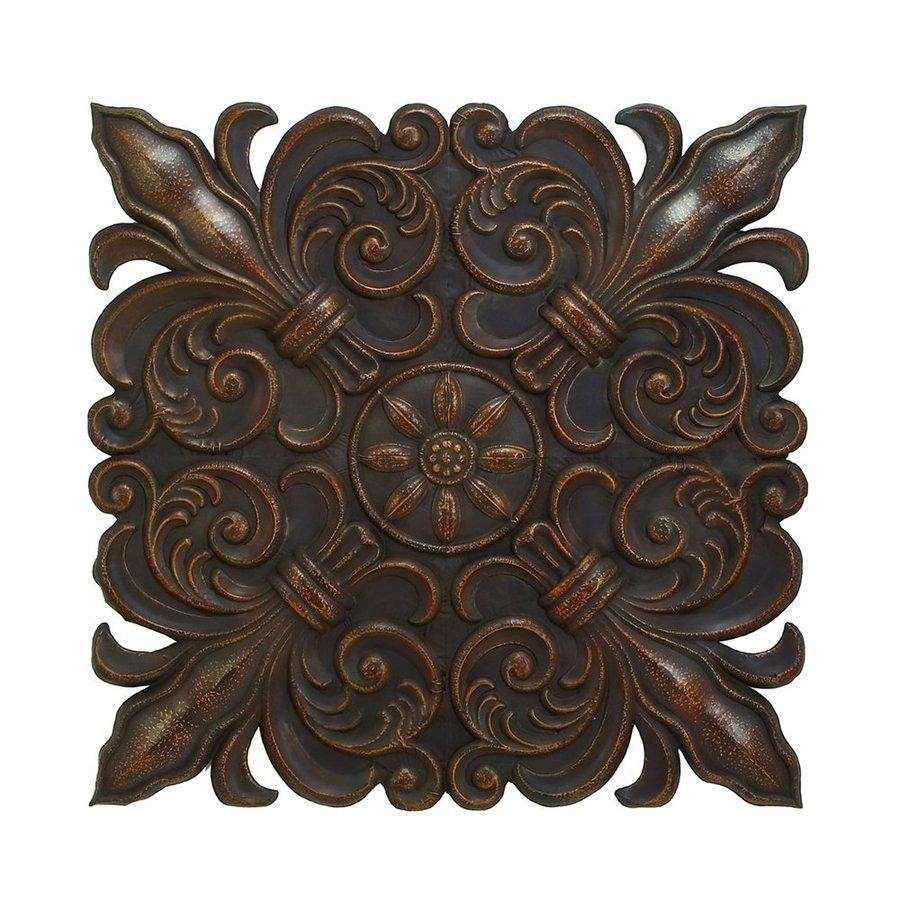 Large Fleur De Lis Wall Decor Elegant 2018 Latest Metal Art