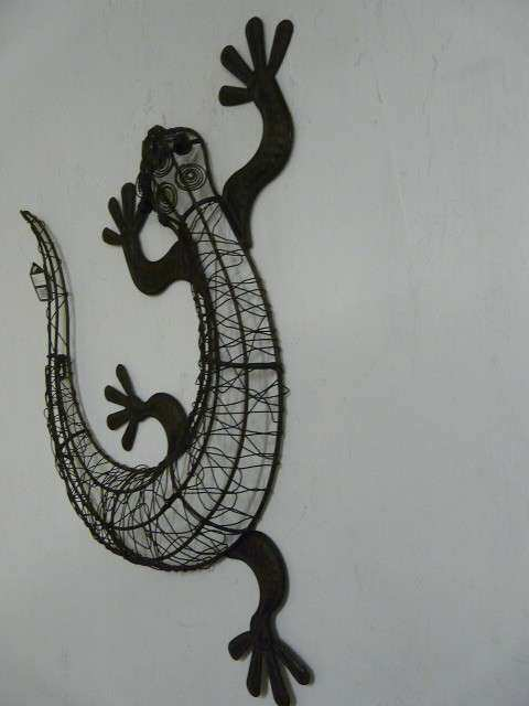 Large Metal Gecko Wall Art Inspirational Contemporary Metal Wall Art Rustic Gecko Medium