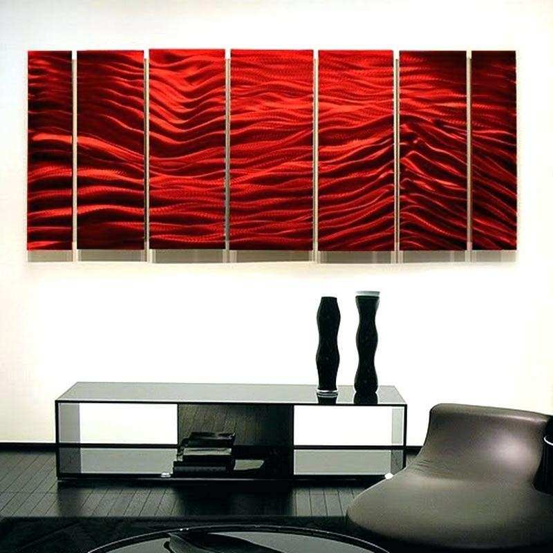 Contemporary Wall Art Art Abstract Painting Canvas