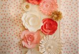 Large Paper Flowers Wall Decor Unique Diy Paper Flowers