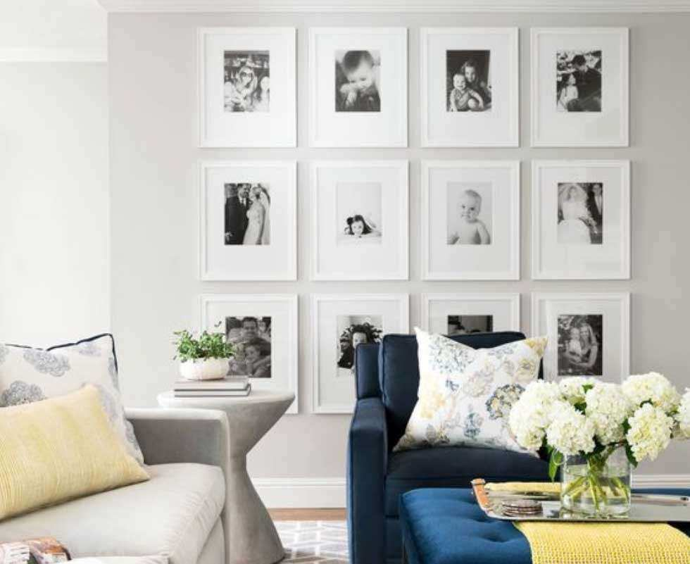 Decorating A Living Room Wall Ideas